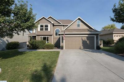 Kennewick Single Family Home For Sale: 1317 S Irving Pl