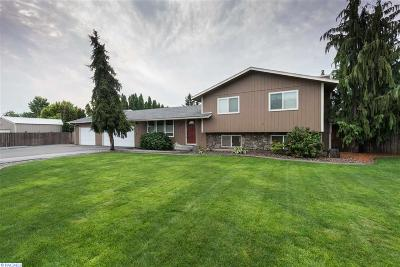 Kennewick Single Family Home For Sale: 6303 W 11th Ct.
