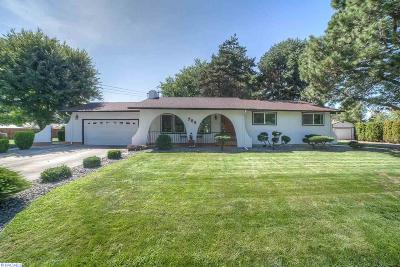 Kennewick Single Family Home For Sale: 706 S Taft