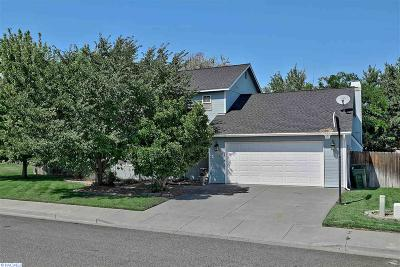 Kennewick Single Family Home For Sale: 1804 W 24th Ave