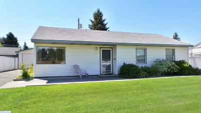 Richland Single Family Home For Sale: 2311 Torbett St.