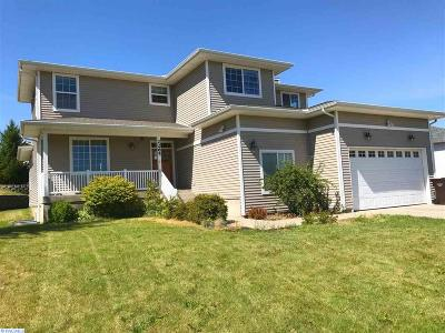 Pullman WA Single Family Home For Sale: $389,900