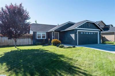 Pasco Single Family Home For Sale: 6304 Ochoco Lane