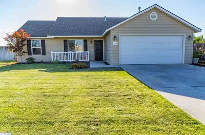 Pasco Single Family Home For Sale: 5510 Zafra Ct