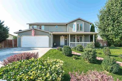 Kennewick Single Family Home For Sale: 1201 W 37th Place