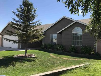 Kennewick Single Family Home For Sale: 2506 S Quincy Ct