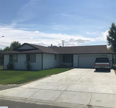 Kennewick Single Family Home For Sale: 1503 W 38th Pl
