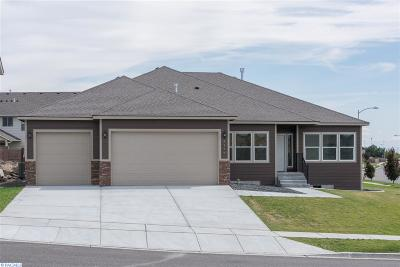 Kennewick Single Family Home For Sale: 3177 S Fillmore Pl