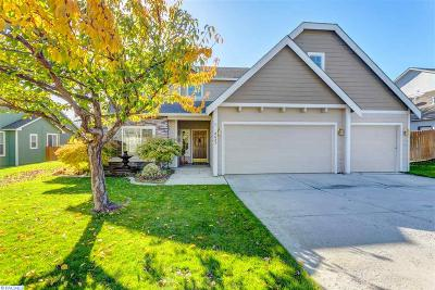 Kennewick Single Family Home For Sale: 8623 W 3rd Ave