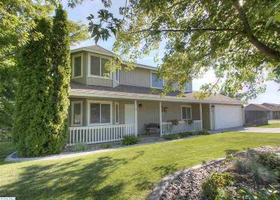 West Richland Single Family Home For Sale: 5609 Holly Way