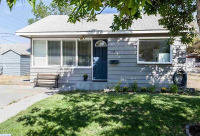 Richland Single Family Home For Sale: 712 Smith