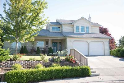 prosser Single Family Home For Sale: 1111 Annie Place