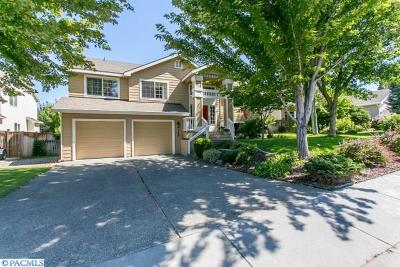 Richland Single Family Home For Sale: 1150 Viewmore