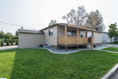 Richland Single Family Home For Sale: 1905 Hood Ave