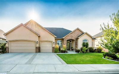 Creekstone Single Family Home For Sale: 1604 S Edison St.