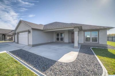 Pasco Single Family Home For Sale: Lot 73 Blackfoot Dr. Spencer Estates Phase 3