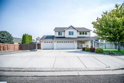 Kennewick Single Family Home For Sale: 300 W 52nd Ave