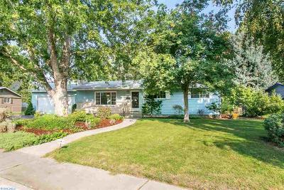 Richland Single Family Home For Sale: 1721 Birch Avenue