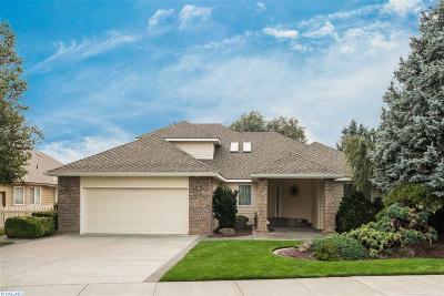 Canyon Lakes Villas, Canyon Lk, Canyon Lk 20, Canyon Lk1, Canyon Lk2, Canyon Lk9 Single Family Home For Sale: 4011 W 36th