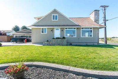 Richland Single Family Home For Sale: 495 Hanford St