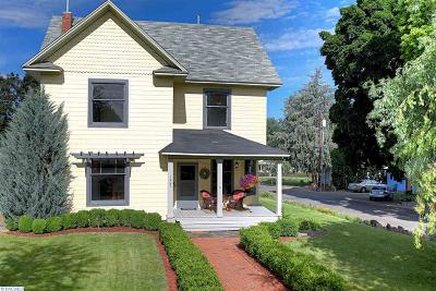 Prosser Single Family Home For Sale: 1003 Court
