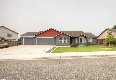West Richland Single Family Home For Sale: 3205 Chicory Dr.