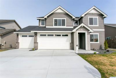 Pasco Single Family Home For Sale: 8901 Grandview Drive