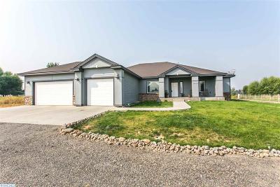 Prosser Single Family Home For Sale: 101103 1007 Pr NW
