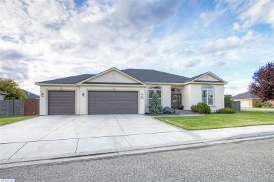Applewd Est 2p2, Applewood Est 1 Single Family Home For Sale: 1307 Scarlet Place