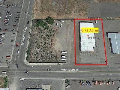 Pasco Commercial For Sale: 1925 W A Street