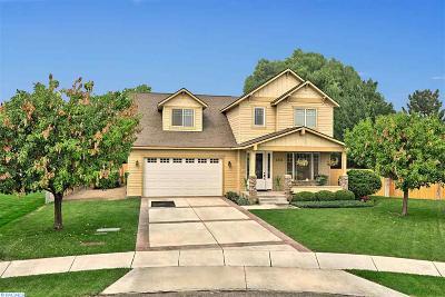 Pasco Single Family Home For Sale: 4216 Joshua Dr