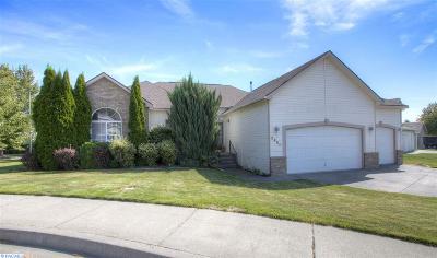 Horn Rapids Single Family Home For Sale: 2650 Sandstone Lane