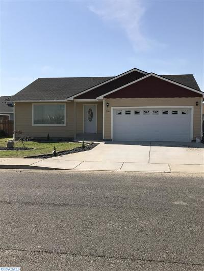 Grandview Single Family Home For Sale: 116 Pleasant