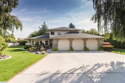 Kennewick Single Family Home For Sale: 3905 S Dennis Street