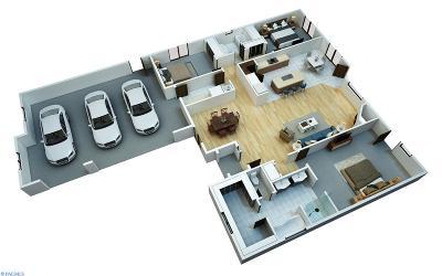 Pasco Single Family Home For Sale: 9110 Kent Lane