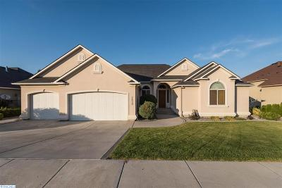 Richland Single Family Home For Sale: 1658 Meadow Hills Dr.