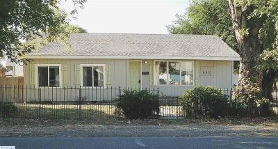 Richland Single Family Home For Sale: 605 Adams St