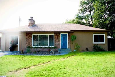 Kennewick Single Family Home For Sale: 318 S Harrison St