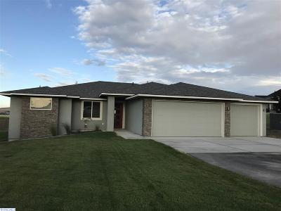 Kennewick Single Family Home For Sale: 7001 S Coulee Vista Drive