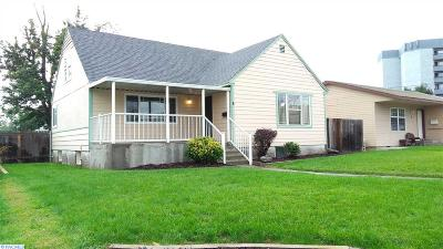 Kennewick Single Family Home For Sale: 8 E 5th