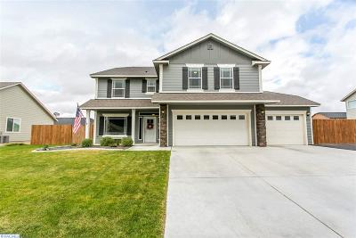West Richland Single Family Home For Sale: 6050 Juneberry Dr