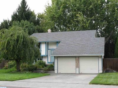 Richland Single Family Home For Sale: 2219 Carriage Ave.