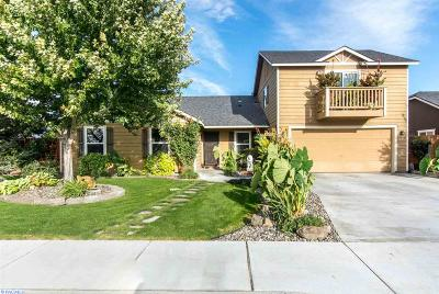 Pasco Single Family Home For Sale: 5913 Maryhill Ln