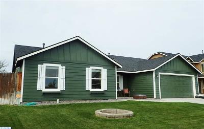 Pasco Single Family Home For Sale: 6006 Ochoco Lane