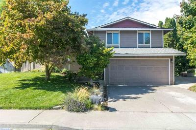 Kennewick Single Family Home For Sale: 613 N Montana St.