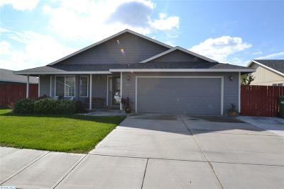 Franklin County Single Family Home For Sale: 7712 Galiano Drive