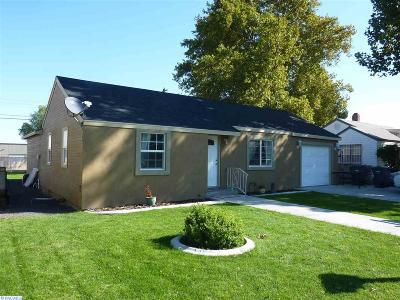 Benton County Single Family Home For Sale: 717 E 4th