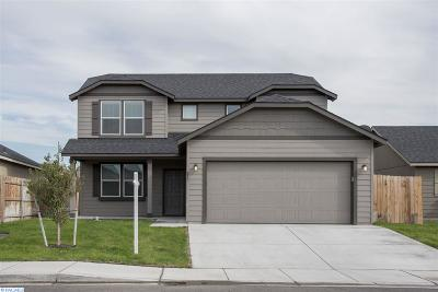Kennewick Single Family Home For Sale: 813 S Texas