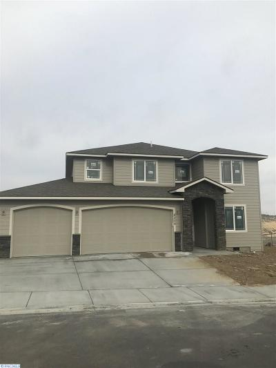 Kennewick Single Family Home For Sale: 6304 W 38th
