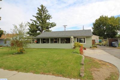 Richland Single Family Home For Sale: 1032 Birch Avenue